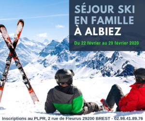 Séjour ski en famille à ALBIEZ